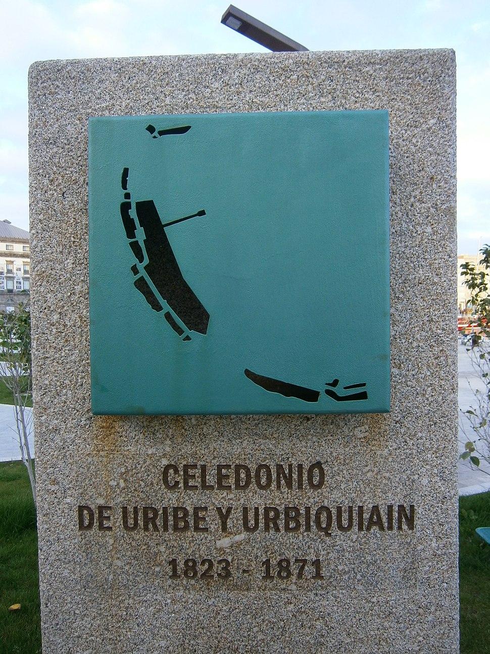 Porto - Celedonio de Uribe