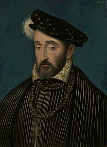 Портрет короля Франции Генриха II (мастерская Франсуа Клуэ) - Royal Collection.jpg