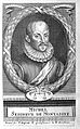 Portrait of Michel de Montaigne. Wellcome L0001909.jpg