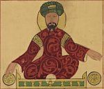 Portrait of Saladin (before A.D. 1185; short).jpg