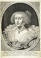 Portret van Henrietta Maria van Bourbon, koningin van Engeland, RP-P-OB-50.069.jpg