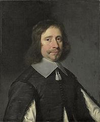 Portrait of a man, perhaps Philippe de la Trémoïlle (1596-?), count of Olonne