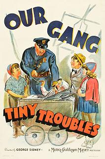 <i>Tiny Troubles</i> 1939 film by George Sidney