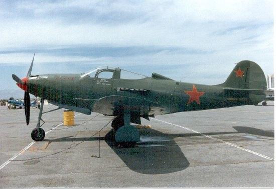 Postwar P-39