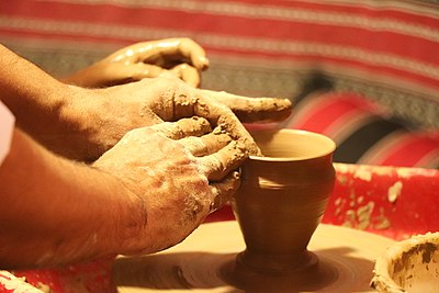 Pottery in the Sultanate of Oman.jpg