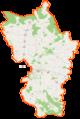 Powiat kaliski location map.png