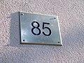 Práčská 85, orientační číslo.jpg