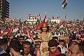Pre-referendum, pro-Kurdistan, pro-independence rally in Erbil, Kurdistan Region of Iraq 26.jpg