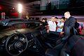 Premier Motors Unveils the Jaguar F-TYPE in Abu Dhabi, UAE (8739616253).jpg
