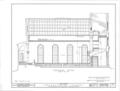 Presbyterian Church, North Chinabee and East Clinton Streets, Jacksonville, Calhoun County, AL HABS ALA,8-JACVI,3- (sheet 5 of 7).png