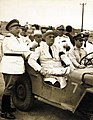 President Franklin D. Roosevelt and President Getulio Vargas of Brazil inspecting armed forces (24764382049).jpg