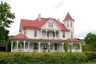 Franklin, West Virginia - Dr. Preston Boggs House