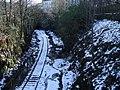 Princes Pier railway line - geograph.org.uk - 1165542.jpg