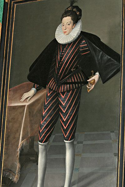 File:Principe della din. di Valois, di Bartolomé González.jpg