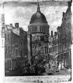 Print of St. Paul's. Wellcome L0010896.jpg