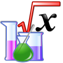 Science icon from Nuvola icon theme for KDE 3.x.