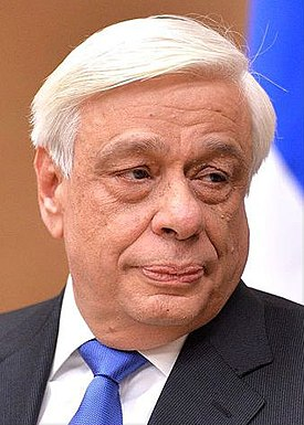 Prokopis Pavlopoulos Greek politician