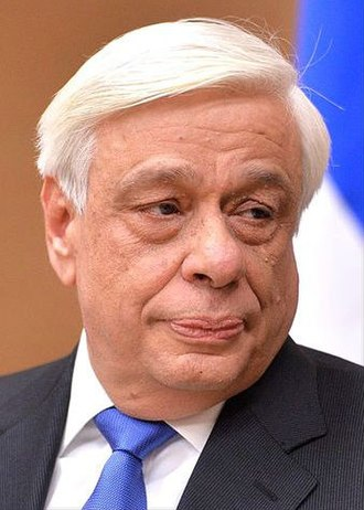 President of Greece - Image: Prokopis Pavlopoulos 2016 01 15