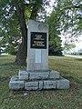 Prostiboř, pomník padlým I. světové války, zepředu.jpg