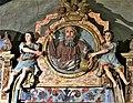 Prunet-et-Belpuig - Chapelle de la Trinité - Retable du maître-autel - Dieu le Père.jpg