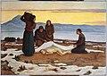 Przebudzenie wiosny (The spring's awakening), painting by Anna Berent (1871-1944).jpg