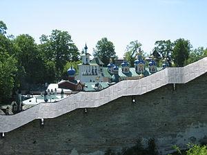 Pskovo-Pecherskii muzhskoi monastir
