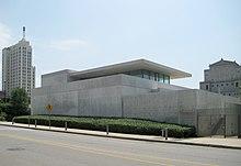 La Fondazione Pulitzer per le arti a Saint Louis (Missouri), negli Stati Uniti (2001)