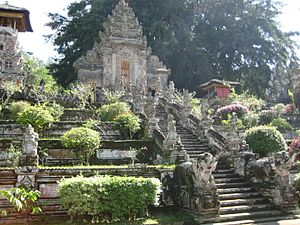 Pura Kehen - Pura Kehen temple complex in Bangli Regency, Bali.