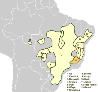 Purian languages