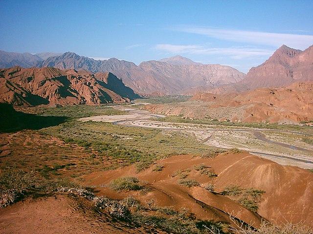 Vallées Calchaquies