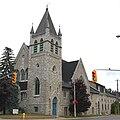 Queen St. Church in Kingston in 2007.jpg