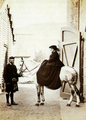Queen Victoria mounted and John Brown by W. and D. Downey.png