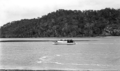 Queensland State Archives 2124 Entrance to Canaipa Passage Stradbroke Island in background c 1937.png