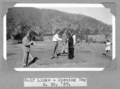 Queensland State Archives 4590 Golf Links Opening day Stanley River Township 2 October 1937.png