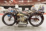 Rétromobile 2017 - ABC Gnome & Rhône 400 cc - 1922 - 001.jpg