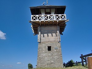 Watchtower - Roman Watchtower in Germany