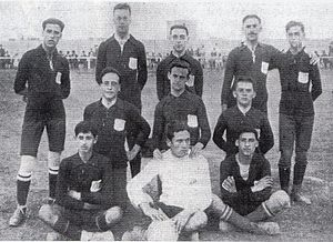 RCD Mallorca - RCD Mallorca first match in 1916.