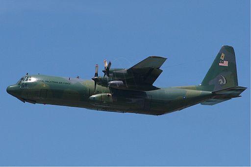 RMAF Hercules MRD