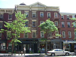 The Real World: Back to New York - The loft at 632 Hudson Street in Manhattan's West Village where the cast lived.