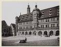 Raadhuis te Rothenburg Rothenburg o.T. Rathhaus (titel op object), RP-F-1919-186.jpg