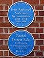 Rachel Barrett and John Redwood Anderson plaques.jpg