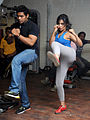 Rachna Shah at a work out designed by Satish Naidu (10).jpg
