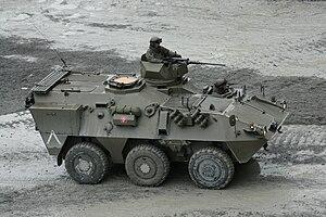 Radpanzer Pandur Austria 3