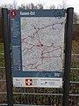 Radrevier.ruhr Knotenpunkt 1 Kamen-Ost Karte.jpg