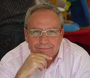 Rafael Ábalos - Rafael Ábalos at the 'Comédie du Livre' of Montpellier, France, 2009.