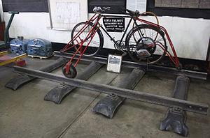 Nairobi Railway Museum - An unusual exhibit at the museum