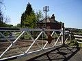 Railway Level Crossing Blankney - geograph.org.uk - 420090.jpg