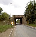 Railway bridge. - geograph.org.uk - 555977.jpg