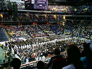 March for Life (Washington, D.C.) - Youth Rally and Mass at Verizon Center (2006)