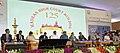 Ravi Shankar Prasad, Chief Justice of India, Justice Dipak Misra, the Chief Justice of Madras High Court, Justice Indira Banerjee, the Chief Justice of Jharkhand High Court, Justice R. Banumathi.jpg